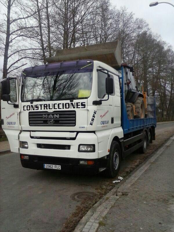 Servicio de Camiones